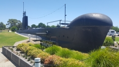 HMAS Otway Holbrook NSW