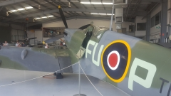 Supermarine Spitfire Temora Aviation Museum