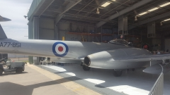 Gloster Meteor Temora Aviation Museum