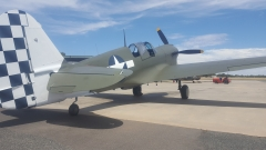 Curtiss Kittyhawk Temora Aviation Museum
