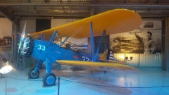 Boeing Stearman Temora Aviation Museum