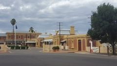Train Station Junee NSW