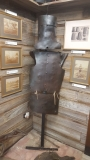 Replica Ned Kelly Armor Glenrowan VIC