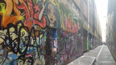 Street Art Graffiti - Melbourne VIC