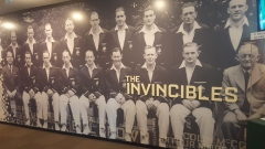 The Invincibles - Bradman Museum Bowral NSW