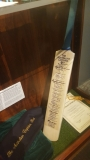 Captains Bat - Bradman Museum Bowral NSW